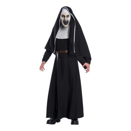 The Conjuring 2 nonne kostume til voksne gyserfilm kostume til voksne