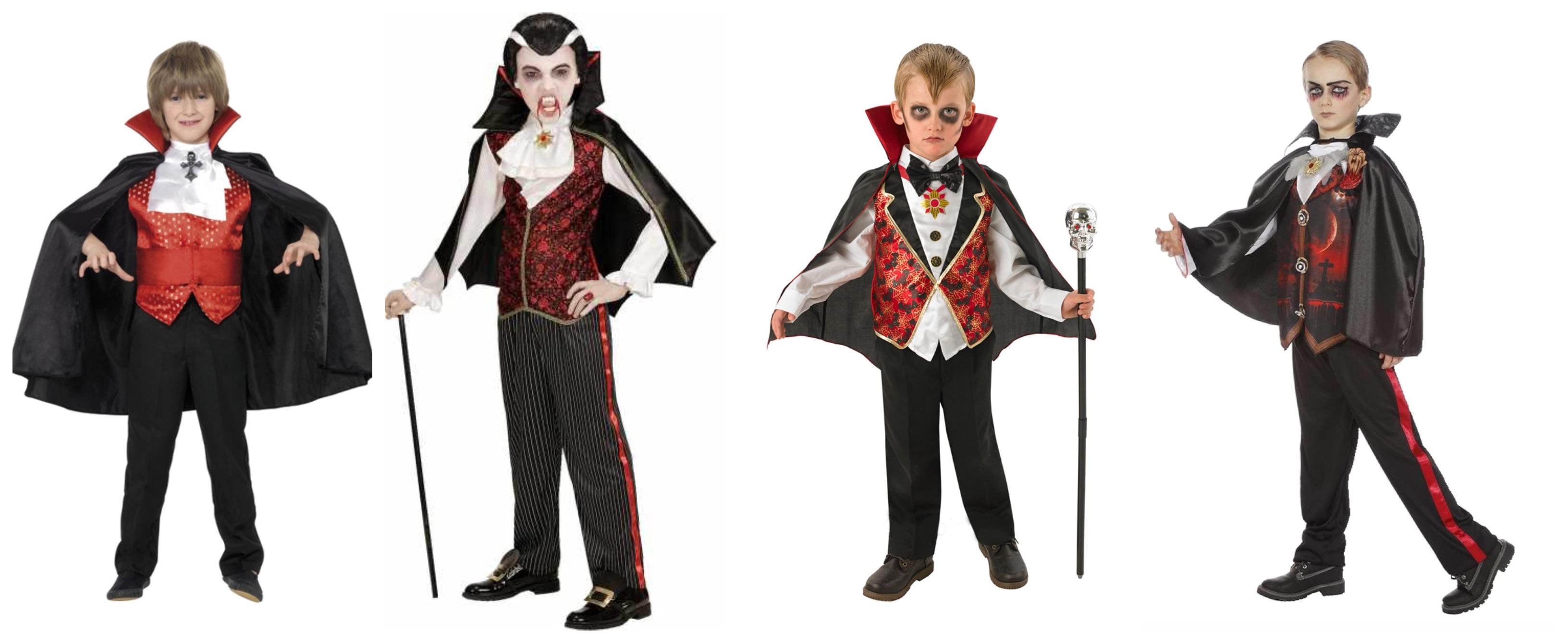 dracula kostume til børn - Dracula kostume til børn