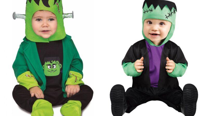 frankenstein kostume til baby, frankenstein udklædning til baby, frankenstein babykostume, halloween kostume til baby, halloween udklædning til baby, halloween babykostumer, frankenstein kostumer