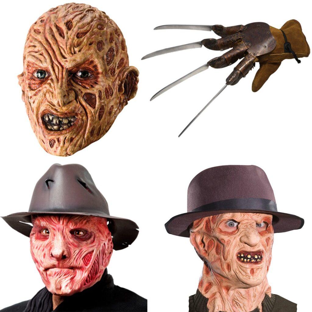 freddy krueger maske freddy krueger handske