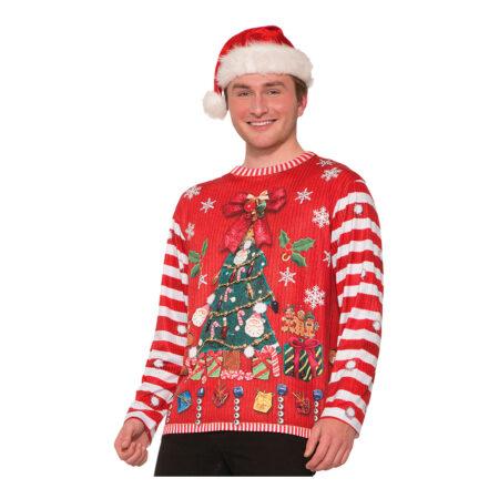 juletrøje med juletræ 450x450 - Julesweater til mænd