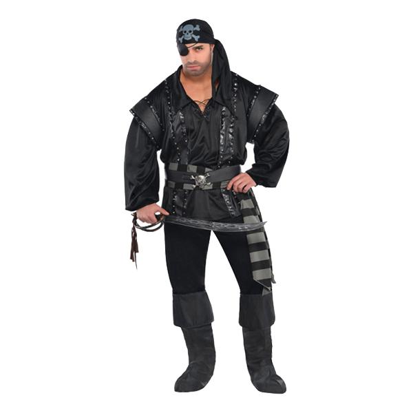 pirat halloween kostume plus size - Plus size kostume til halloween