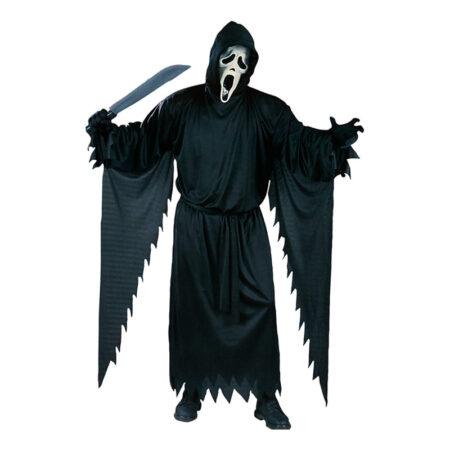 scream kostume til voksne gyserfilm kostume til voksne horrorfilm kostume til voksne