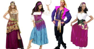 sigøjner kostume til voksne gypsy kostume til voksne roma kostume sigøjner udklædning esmeralda kostume sigøjner prinsesse kostume 390x205 - Sigøjner kostume til voksne