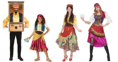 spåkone kostume til kvinder spåkone kostume til barn spåkone udklædning barn zoltar speaks kostume spåmand kostume
