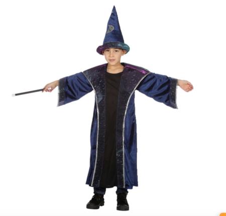 troldmand kostume 1 450x430 - Troldmand kostume til børn