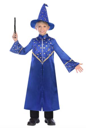 troldmand kostume til børn 303x450 - Troldmand kostume til børn
