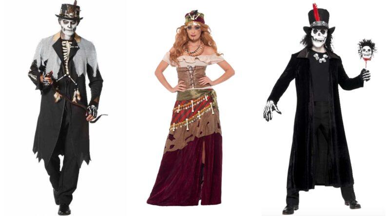 voodoo kostume til voksne, voodoo udklædning til voksne, voodoo kostumer, voodoo voksenkostumer, voodoo kostume til mænd, voodoo kostume til kvinder, uhyggelige kostumer til voksne, halloween kostume til voksne, halloween kostume til mænd, halloween kostume til kvinder