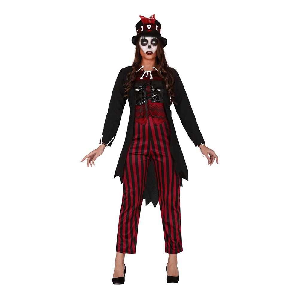 voodoo kvinde kostume - Voodoo kostume til voksne