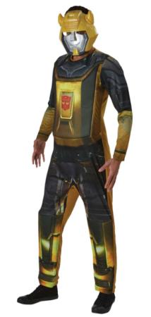 bumble bee kostume til mænd transformers kostume til voksne