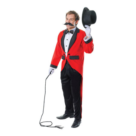 cirkus direktør kostume til mænd