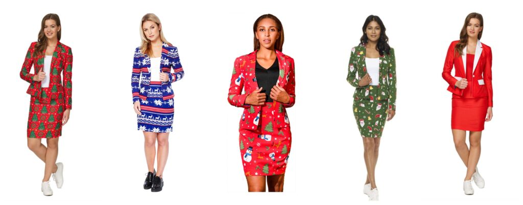 feminine jule jakkesæt til jul 1024x402 - Jule jakkesæt til kvinder