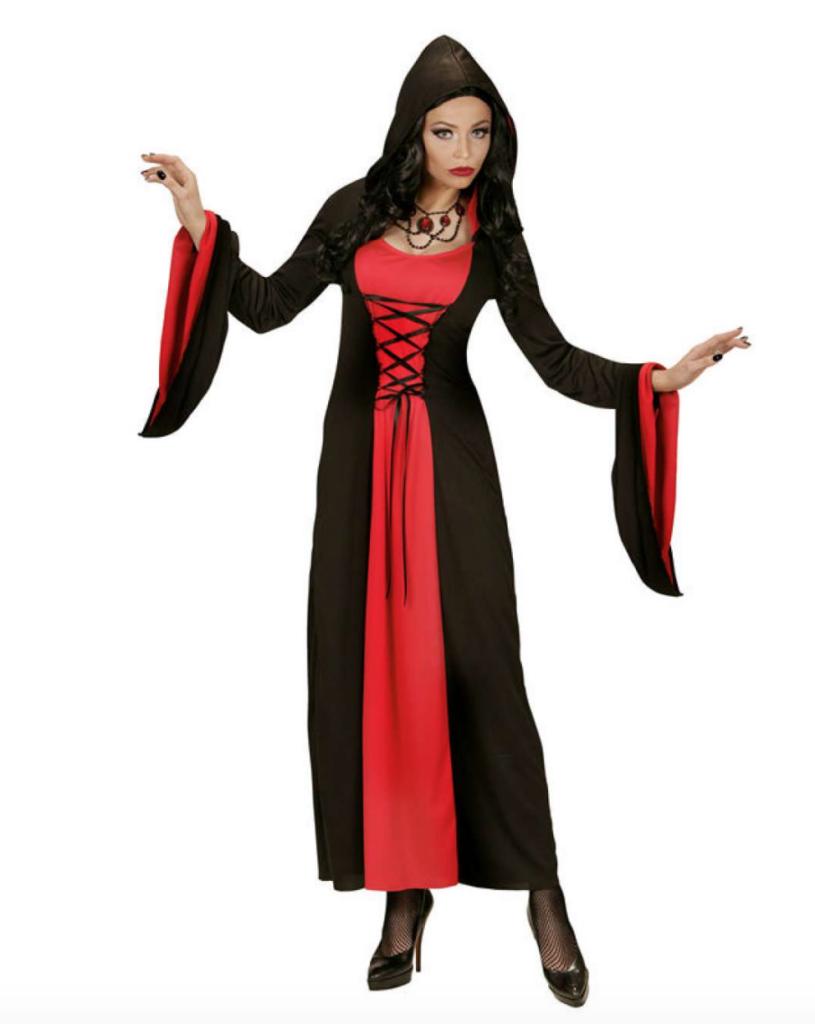 gotisk dame kostume 815x1024 - Gotisk kostume til voksne