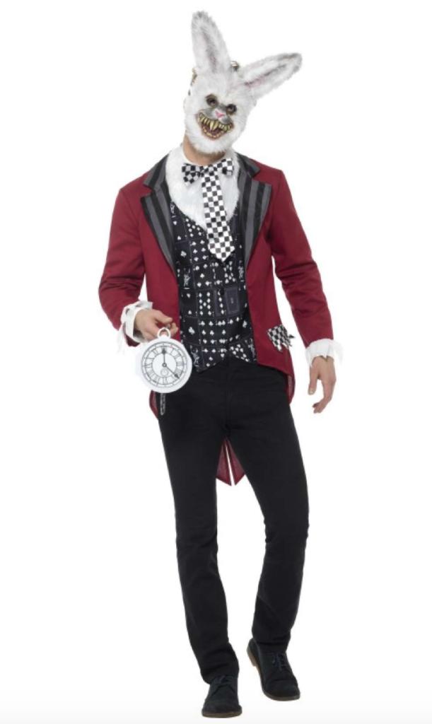 gotisk kanin kostume 611x1024 - Gotisk kostume til voksne