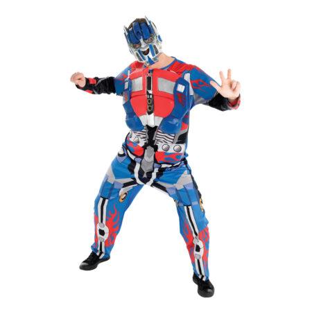 optimus-prime-transformers-luksus kostume