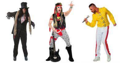rockstjerne kostume til voksne, rockstjerne voksenkostumer, rockstjerne kostumer, rockstjerne udklædning til voksne, billigt rockstjerne kostumer, sorte kostumer til voksne, sorte voksenkostumer, rock kostumer, rock udklædning, 80´er kostumer til voksne