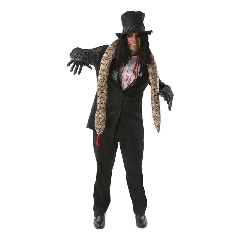 rockstjerne kostume - Rockstjerne kostume til voksne