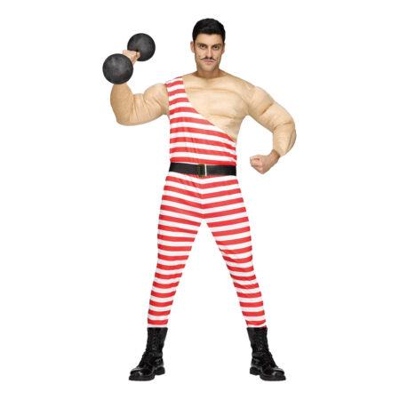 stærk mand kostume til voksne