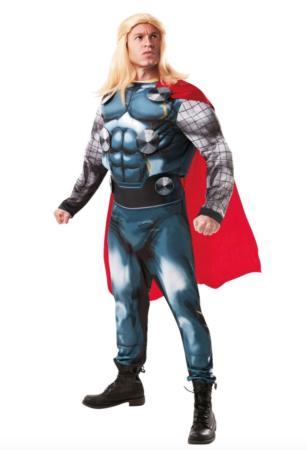 thor kostume til voksne 307x450 - Thor kostume til voksne