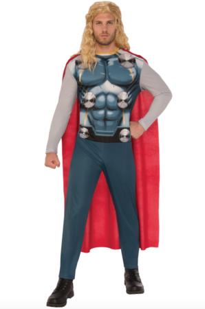 thor udklædning til voksne 298x450 - Thor kostume til voksne