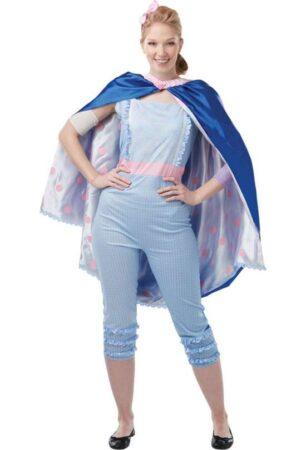 toy story bo peep kostume 306x450 - Toy Story kostume til voksne
