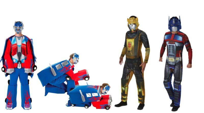 transformers kostume til mænd bumble bee kostume til voksne optimus kostume til mænd transformers kostume til mænd transformers kostume til voksne 800x445 - Transformers kostume til mænd