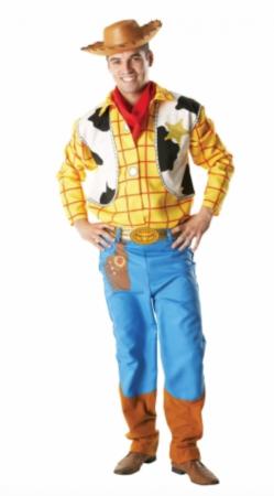 woody kostume til voksne 249x450 - Toy Story kostume til voksne