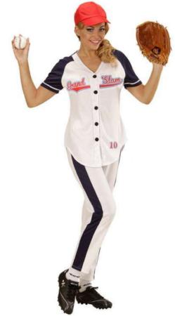 baseball kostume baseball spiller udklædning cricket kostume til voksne baseball tøj til kvinder