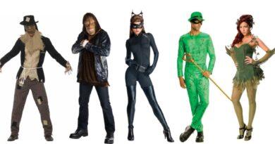 batman skurk kostume batman superskurke dc comics skurke udklædning batman skurk catwoman poison ivy