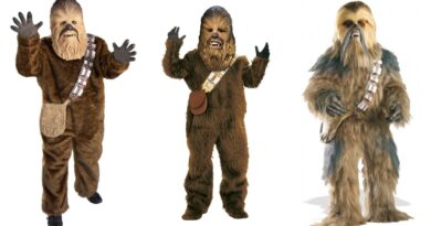 chewbacca kostume 390x205 - Chewbacca kostume til børn og voksne