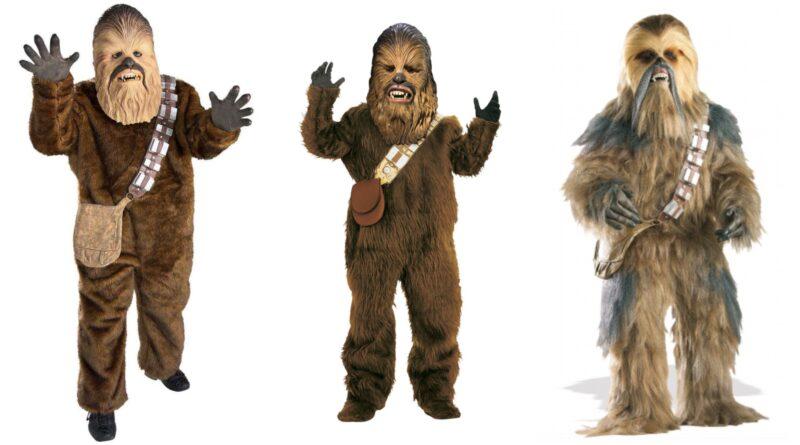 chewbacca kostume 800x445 - Chewbacca kostume til børn og voksne