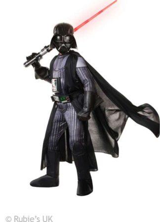 darth vader luksus børnekostume 324x450 - Star Wars kostume til børn