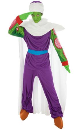 dragon ball piccolo kostume til voksne gamer kostume spil kostume til voksne