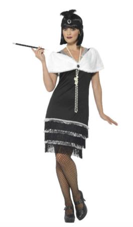 klassisk charleston kostume til voksne 265x450 - Charleston kostume til voksne