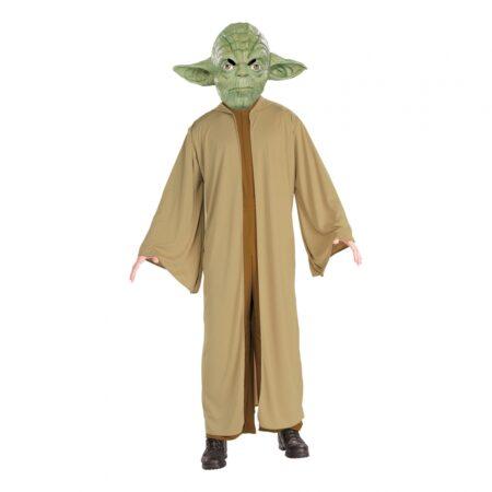 star wars yoda voksenkostume 450x450 - Star Wars - Yoda kostume til børn og voksne