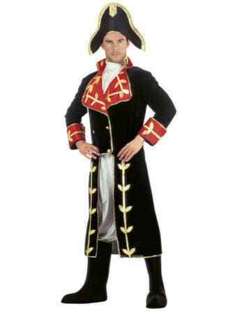 luksus kostume fransk udklæsning fransk temafest historisk person kostume krigshelt kostume