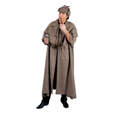 detektiv udklædning til voksne sherlock homes voksen kostume