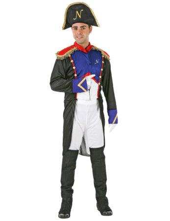 kejser napoleon kostume til voksne historisk kostume til voksne