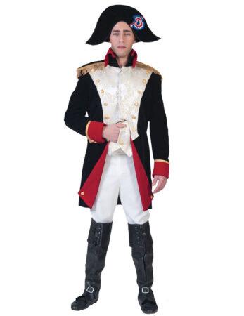 general napoleon kostume til mænd
