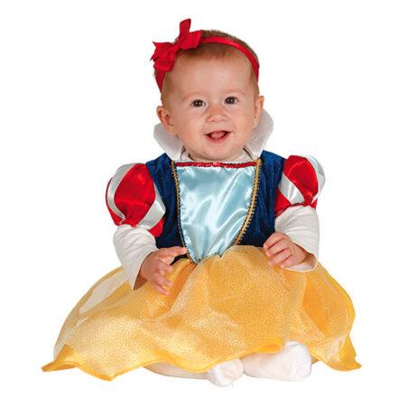 Snehvide kostume til baby 450x450 - Disney kostume til baby