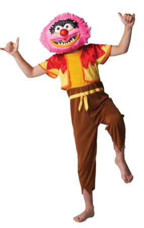 animal the drummer kostume til børn muppet børnekostume muppet babies kostume til børn