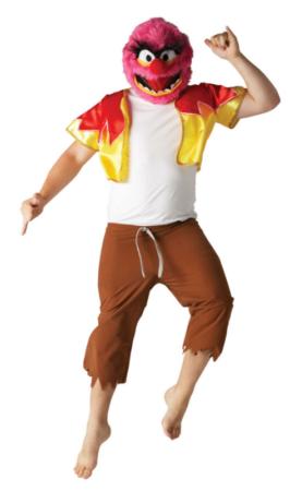 animal the drummer kostume til voksne muppet kostume trommeslager kostume til vokse
