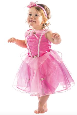 aurora baby kostume 301x450 - Disney kostume til baby