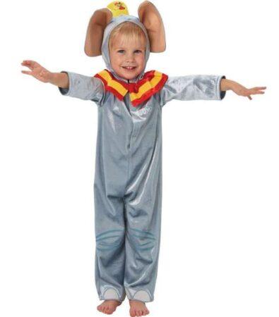 dumbo babykostume 395x450 - Disney kostume til baby