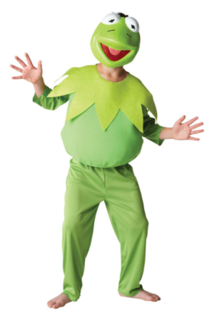 kermit kostume til barn muppet babies kostume til børn