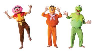 muppet show kostume til børn muppet babies børnekostume fastelavnskostume til barn