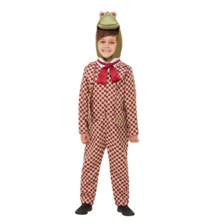 hr tudse børnekostume vinden i piletræerne kostume vinden i piletræerne udklædning hr. tudse kostume