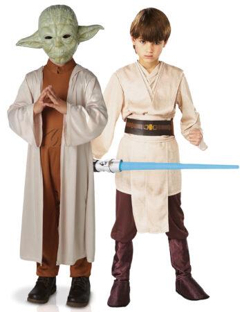 star wars par kostume til børn fastelavnskostume til tvillinger kostumer til tvillinger