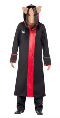 SAW grise kostume 232x450 - Gris kostume til voksne