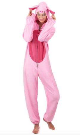 gris kostume 269x450 - Gris kostume til voksne